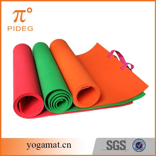 cheapest eva foam pvc free yoga mat
