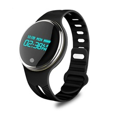 Rulien Waterproof Pedometer Bluetooth Smart Bracelet E07 Smart Watch