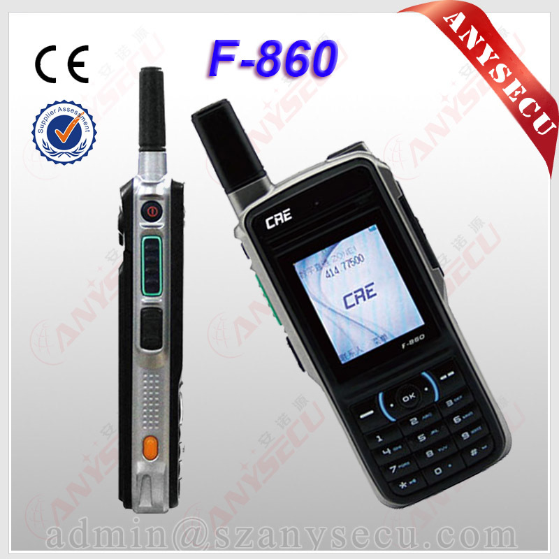 best handheld ham radio F-860 portable FDMAwalky talky long distance mobile phone Digital walkie talkie