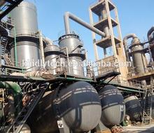 98% 100tpd sulfuric acid plant whole set sulfuric acid production equipment