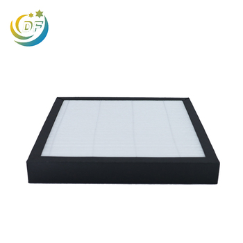 China new fashion hepa air purification dust filter for sale