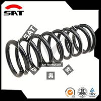 AUTO SUSPENSION COIL SPRING FOR S-CLASS Coupe (C126) OE No 123 324 06 04