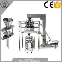 Good Reputation High Efficient Automatic Pouch Packaging Machine For Powder Food