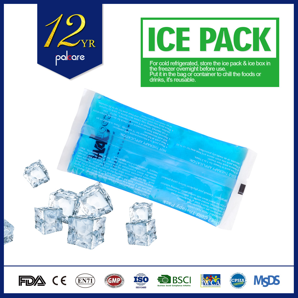 Custom ice pack for food storage