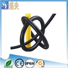 "Cheapest Price Hot Sale Waterproof Corrugated Flexible PA 2"" Conduits Plastic Pipes"