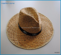 Sombrero straw hat wholesale paper straw hat