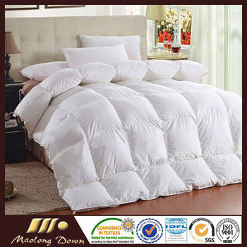 New style cotton white duck down quilt