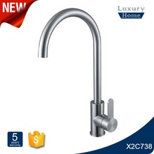 single handle stainless steel 304 kitchen water faucets