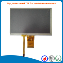 "China low cost 7"" tft lcd 800x480 capacitive touch screen display"