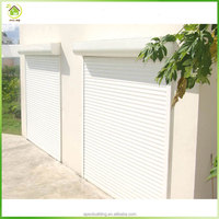 Manual & electric home windows roller shutter for sale
