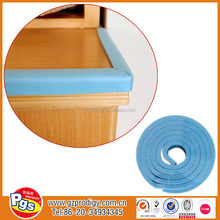 safety blue baby table edge guard corner protection foam EVA Soft corner cushions