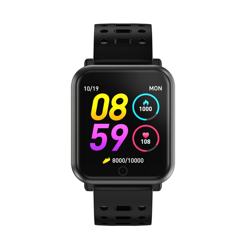 1.3 inches cheap price sleep monitor smart watch in 2019