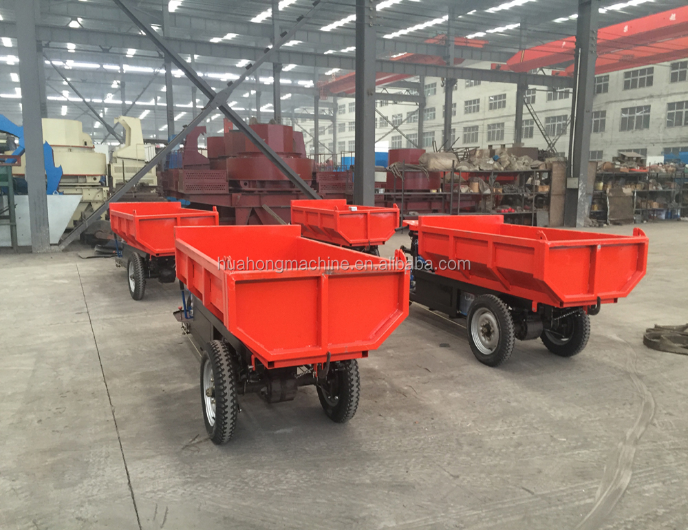 High quality mining electric hydraulic tricycle