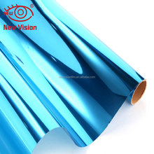 Best Quality 2 Mil Building Protective Reflective One Way Mirror Window Film
