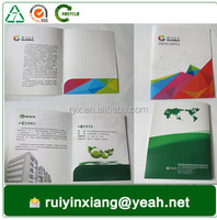 Guangzhou factory custom stationery a4 paper file folder