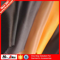 hi-ana fabric1 More than 100 franchised stores Multicolor polyester plaid taffeta fabric