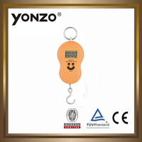whole sale yonzo 40kg electronic hanging scale