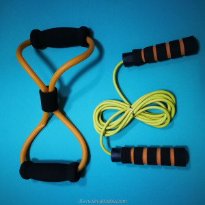 NBR Foam Skipping Rope and Jump Rope for fitness sporting