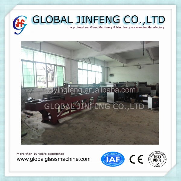 Automatic high speed glass water jet cutting machine glass cutter