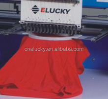 ELKUCKY PK HAPPY embroidery computerzied embroidery machine price for one head