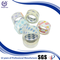 Acrylic Adhesive and BOPP Material Low Noise Packing Tape