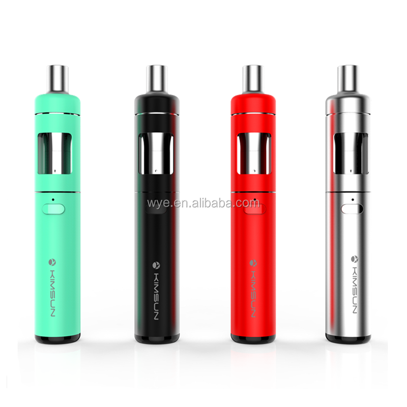 Kimree/Kimsun mechanical Hybrid e cigarette type mixture with traditional cig