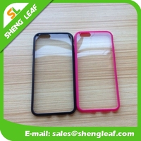 100% High quality Transparent Soft Mobile Phone case for iphone 6