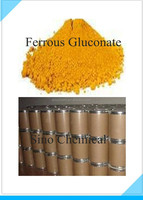 Ferrous gluconate (Iron diglunate)nutriment and diet additive