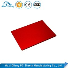 Low price polycarbonate corrugated plastic roofing sheet price