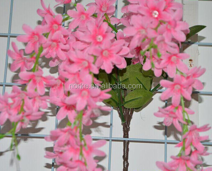 Hot sale wedding decoration artificial flower