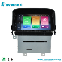 Support DVR optional car multimedia navigation 2 din android car radio for Opel Mokka