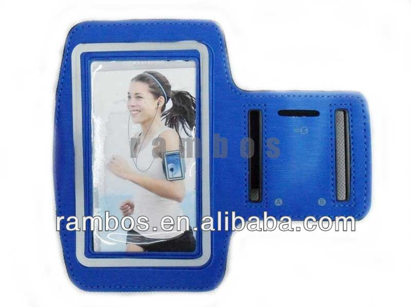 Mobile Phone Accessories Arm Band Holder Case, Armbands for HTC One M7