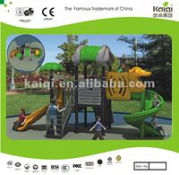 Updated KAIQI Nature series plastic jungle gym/kids carnival games for sale/children park toys