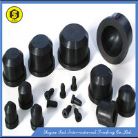 Custom high precision rubber injection molding part