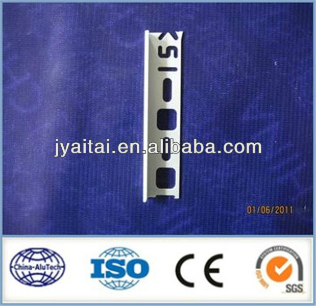 6063 t5 aluminium trims for tiles