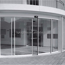Alibaba china tempered glass used siding glass doors sale