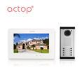 Factory Price 7Inch Color Screen Wireless Video Door Phone for Many Apartmant