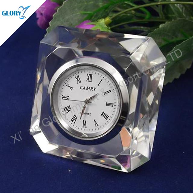 Wholesale Desktop Table Mini Clocks by K9 Crystal