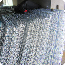 Galvanized Decorative Welded Gabion