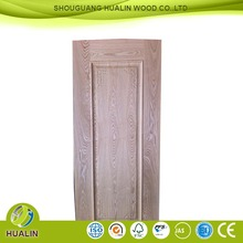 NEW design 2015 CHINA mass production of decorative wood weneer MDF door skin panel