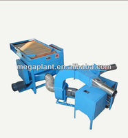 2014 hot selling MG-TN- 1 Polyester fiber cushion filling machine