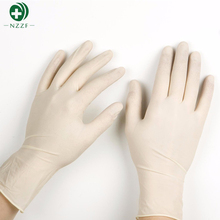 Professional manufacturer medical disposable surgical examination latex glove
