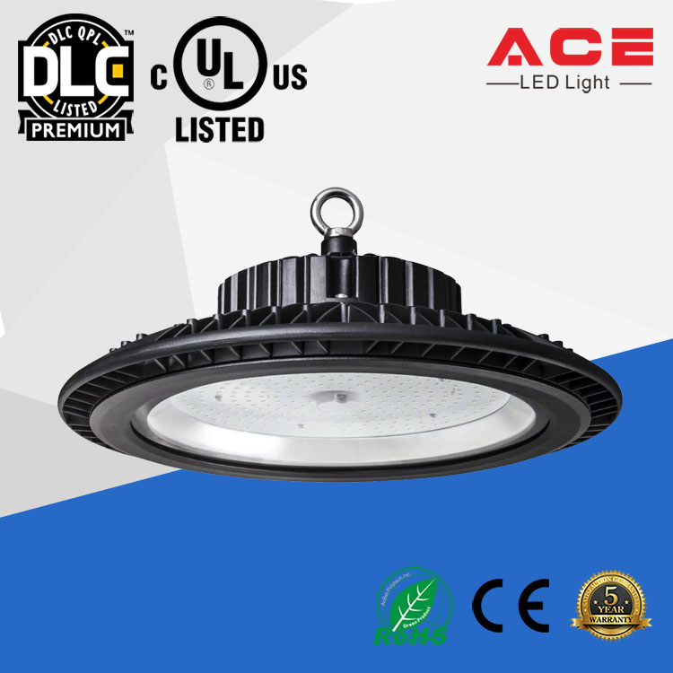 UL DLC Listed 5 years warranty IP65 High Bay Light Led