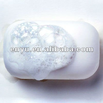White Hand soap, white toilet soap, Beautiful Bathing soap