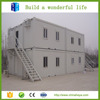 Green Modular Prefab Steel Frame container home with Building CE Standard