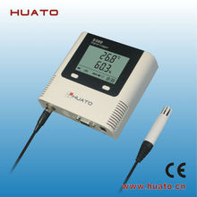 HUATO S300-EX Temperature and Humidity Data Logger with external probe/digital thermometer