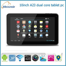 10inch 2014 best-selling quad core A33 no name tablet pc Android 4.4