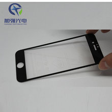 9H Hardness trustworthy highly efficient screen protector tempered glass film for iphone