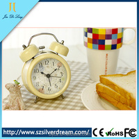 Alibaba China wind fresh green salad table alarm clock
