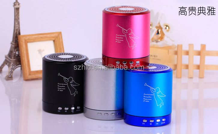 T2020A speaker bluetooth with usb port and fm radio for laptop,computer,mobile phone or any portable audio player